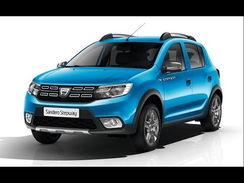 makyajl dacia sandero stepway 2017 otopark com s r c n n adresi. Black Bedroom Furniture Sets. Home Design Ideas