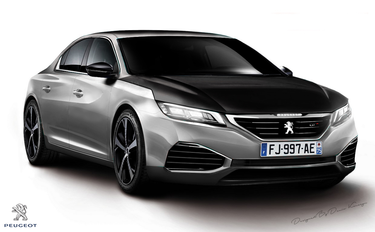peugeot 508 2018 concept by powerplayy otopark com s r c n n adresi. Black Bedroom Furniture Sets. Home Design Ideas