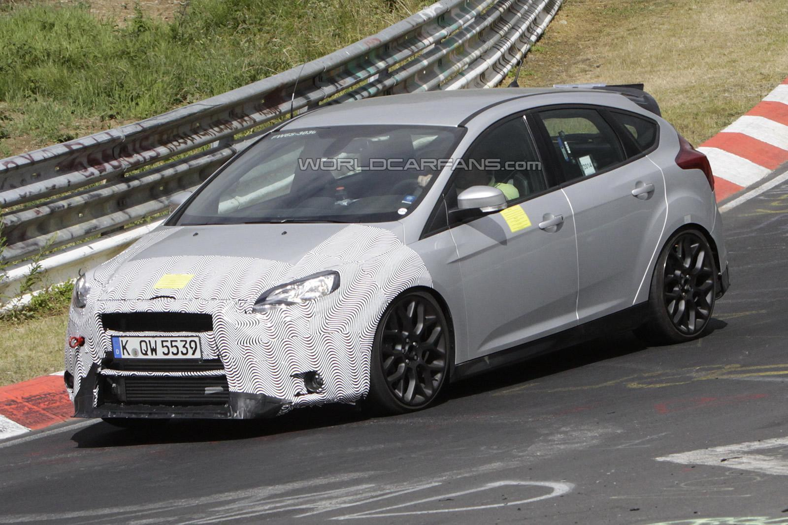 Photo of 2016 Model Focus RS
