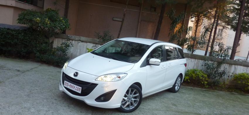 Photo of Para Üstü: Mazda5 Sport