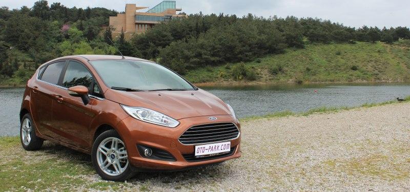 Photo of Aşkın Meyvesi: Ford Fiesta 1.6i Titanium