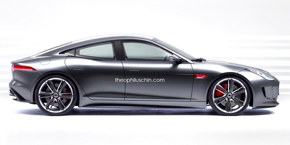 Photo of 4 Kapılı Jaguar F-Type Coupe