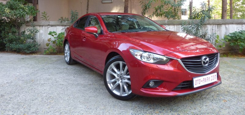 Photo of Hayal Meyal: Mazda6 2.0 Sport