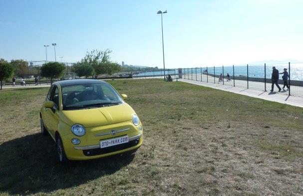 Photo of Güneş Tutulması: Fiat 500 1.2 Lounge