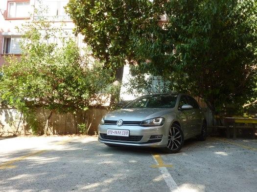 Photo of Robocop: Volkswagen Golf 1.4 TSI ACT Highline