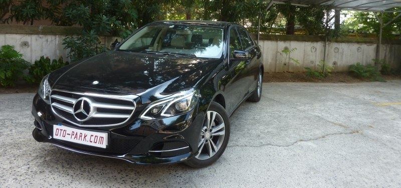 Photo of Siyah İnci: Mercedes E 180 Elite