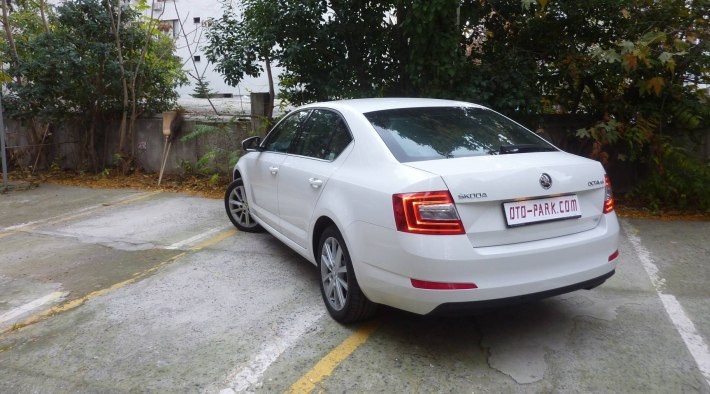 Photo of Çelme Takmak: Skoda Octavia 1.6 TDI Elegance