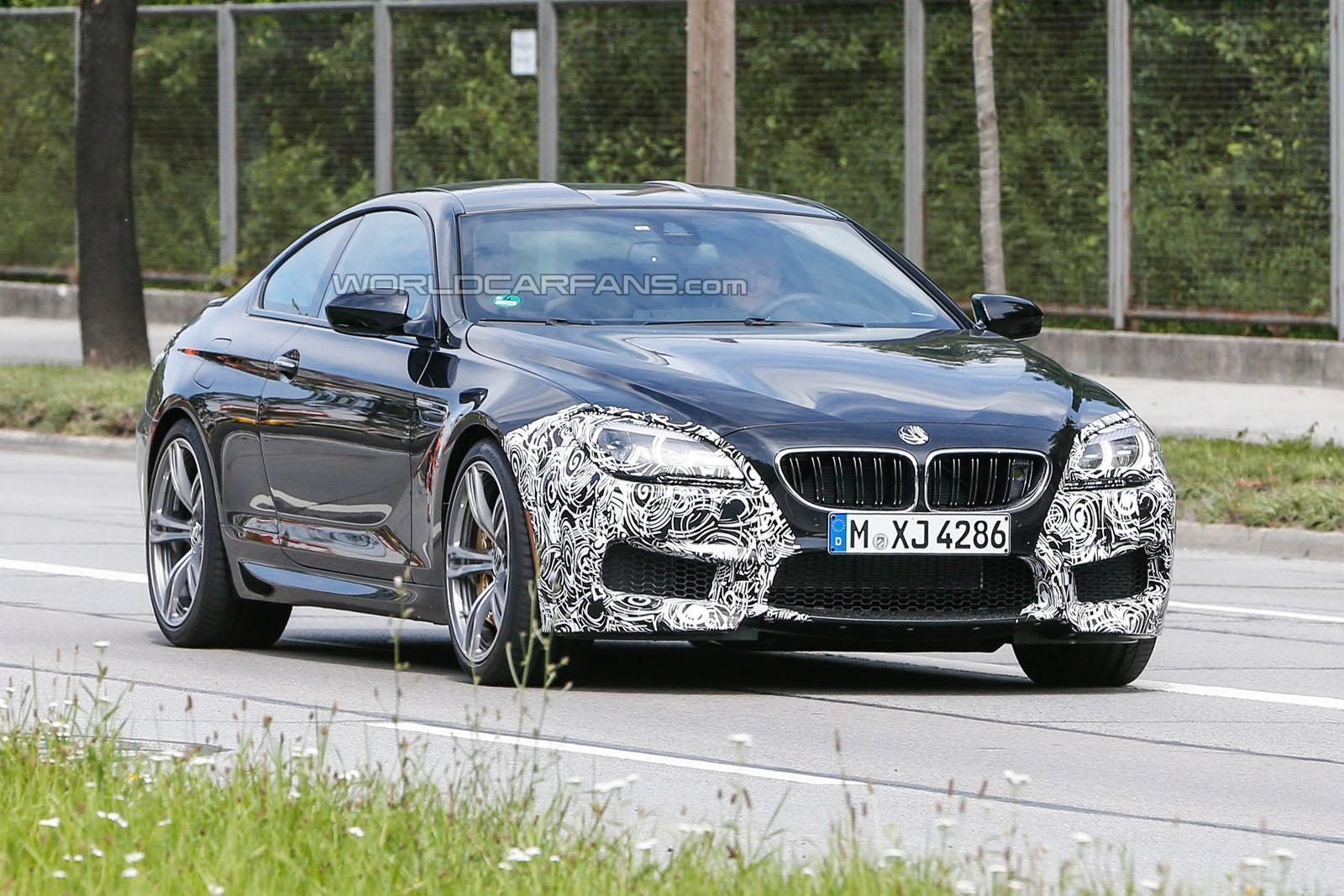 Photo of BMW M6 Makyaj Sonrası Ortaya Çıktı