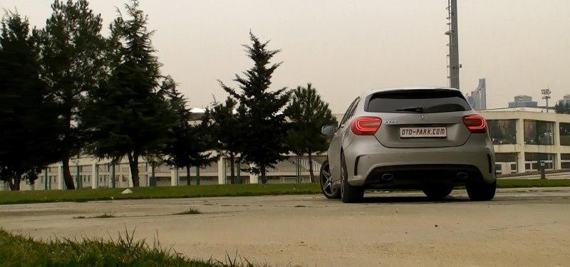 Photo of Çıngıraklı Yılan: Mercedes A250 Sport