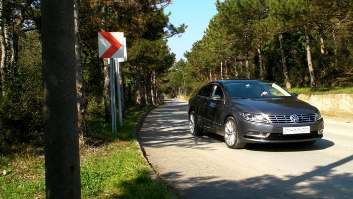 Photo of Makyaj Mucizesi: Volkswagen CC 1.4 TSI