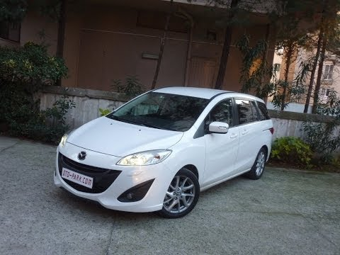 Photo of Mazda5 Sport (2013)