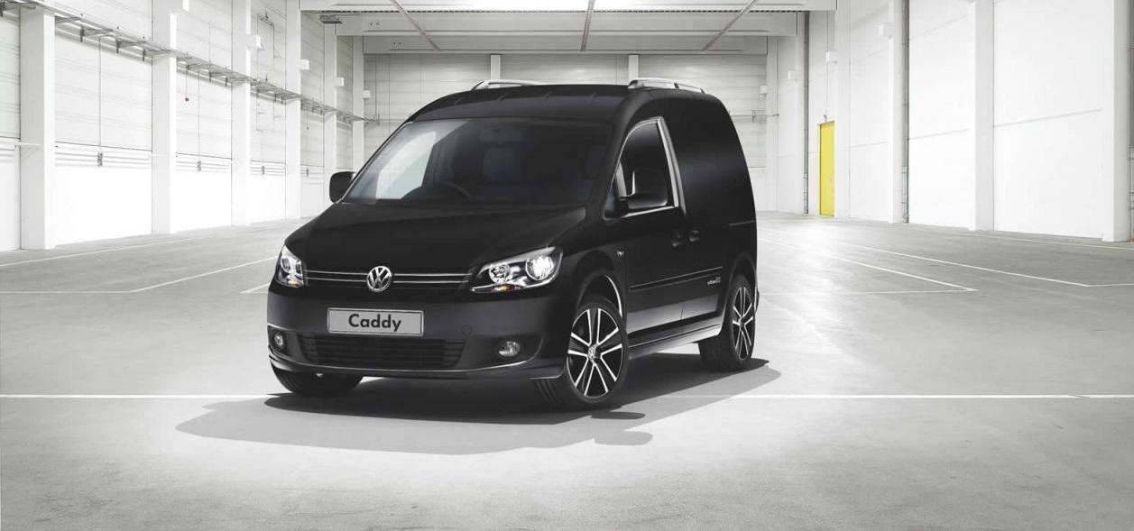 Photo of Volkswagen Caddy Black Edition