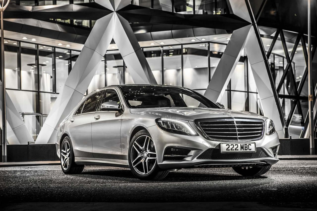 Photo of Mercedes-Benz S500 Plug-In Hybrid