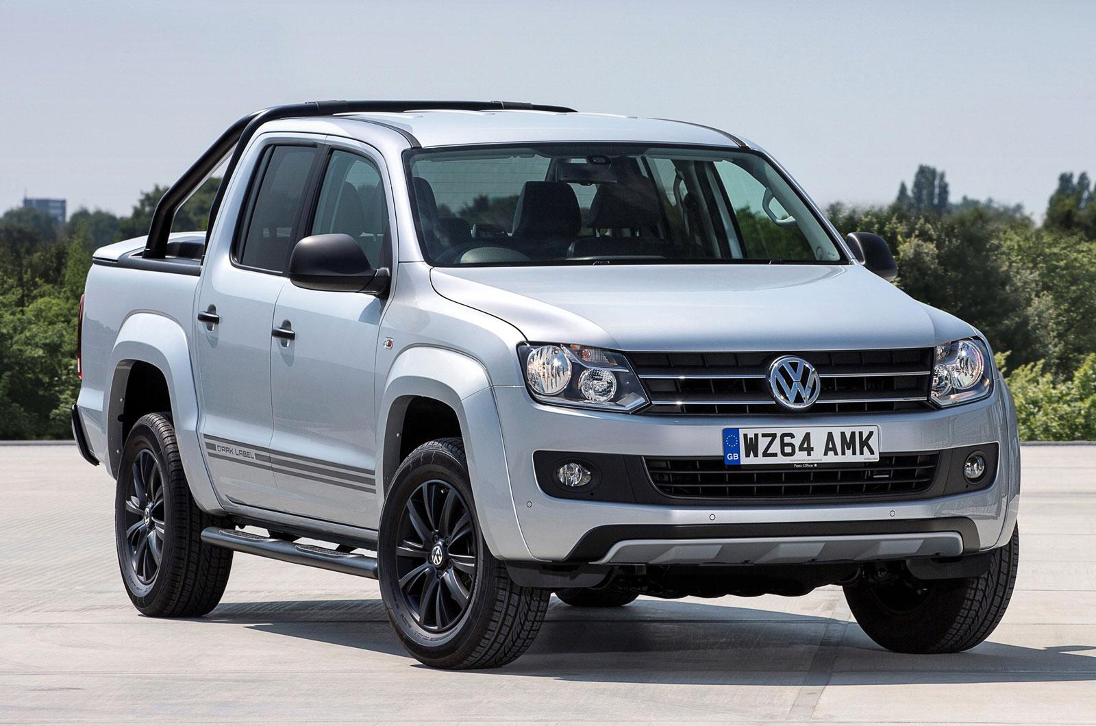 Photo of Volkswagen, Amarok'un Dark Label versiyonunu açıkladı