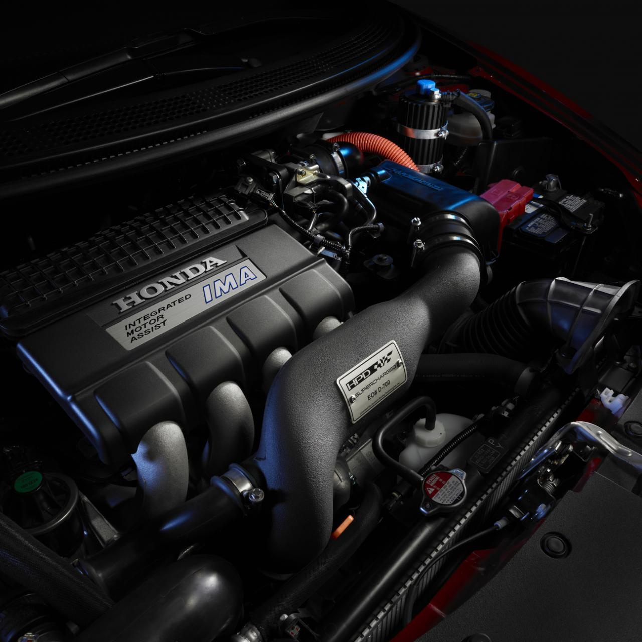 Photo of Honda CR-Z Supercharger Kitini Piyasaya Sürdü