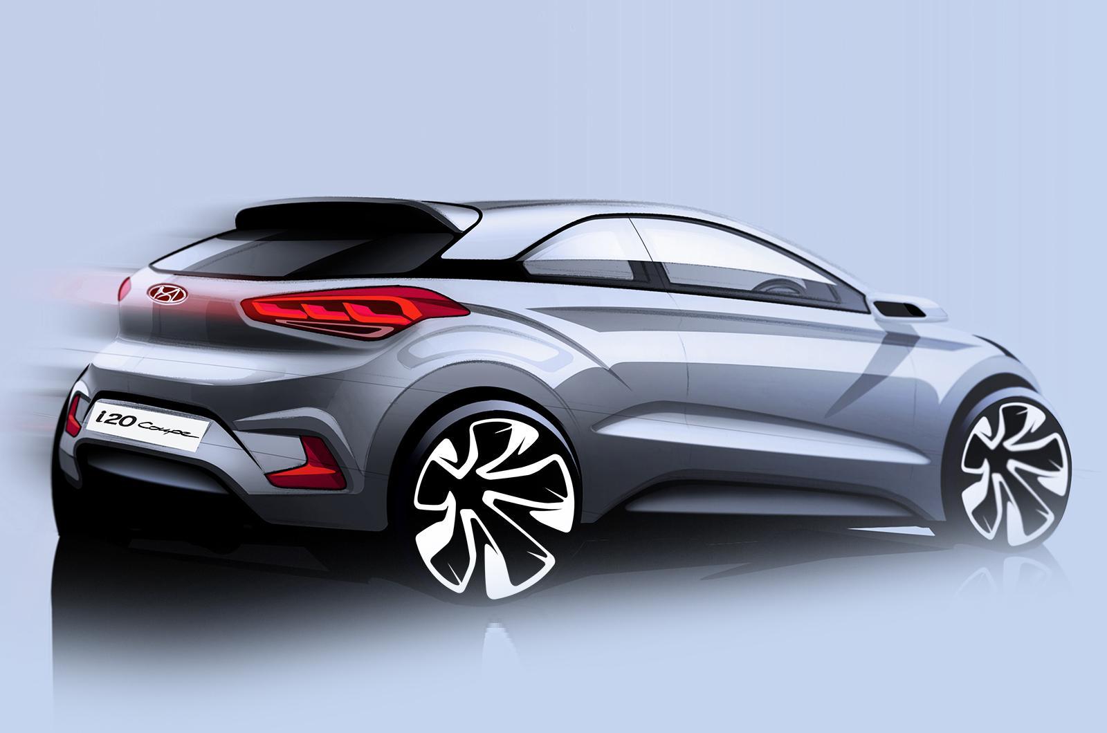 Photo of Hyundai i20 Coupe