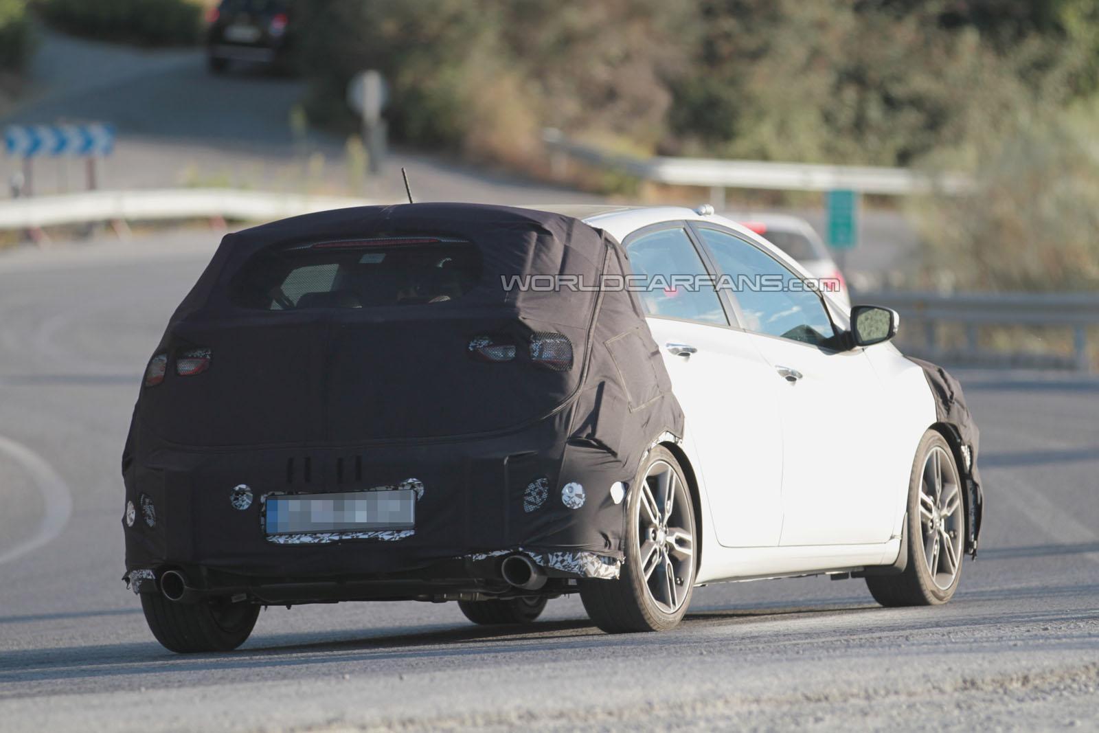 Photo of Hyundai i30 GT İlk Kez Görüntülendi