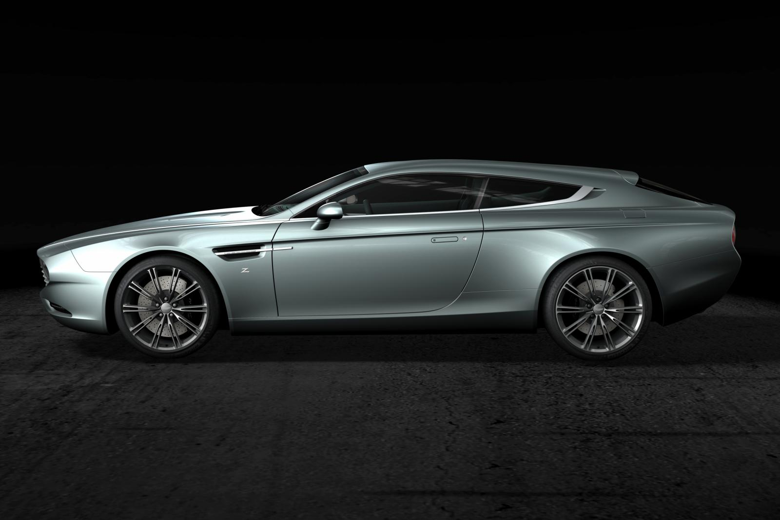 Photo of Aston Martin Virage Shooting Brake Zagato resmen açıklandı
