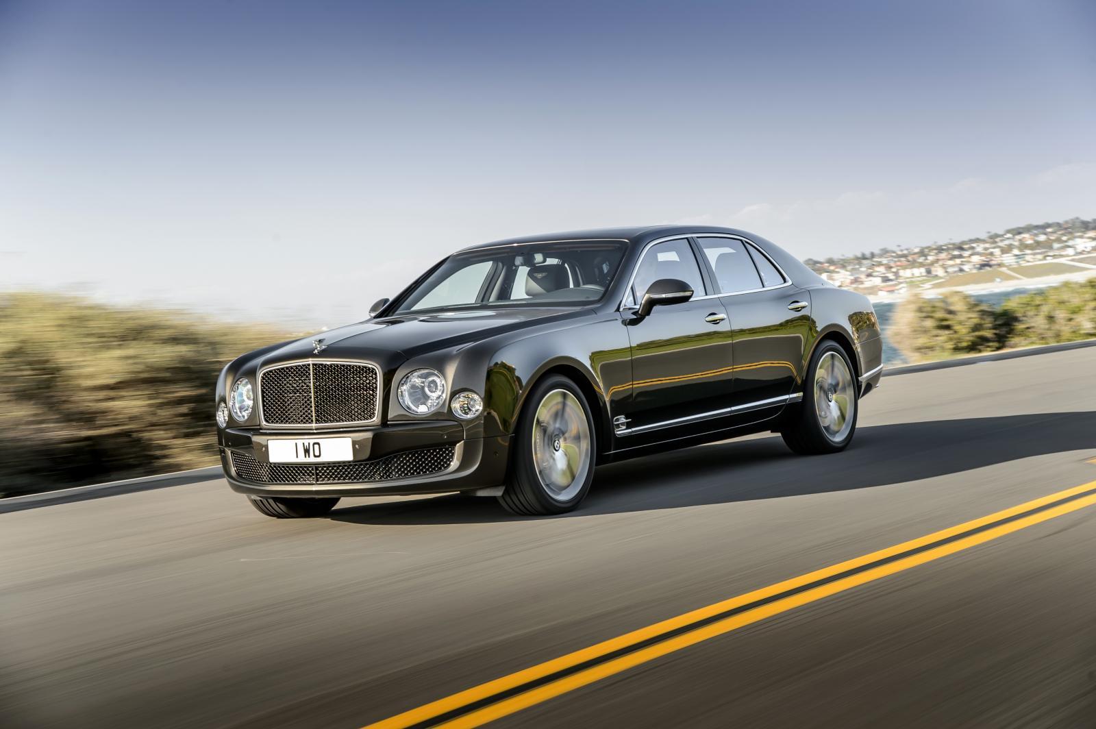 Photo of Bentley Mulsanne Speed tanıtıldı