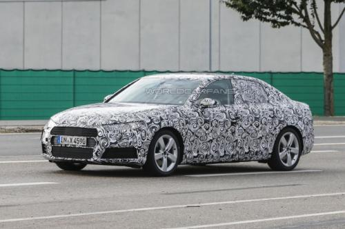 Photo of 2016 Audi A4 sızdırıldı