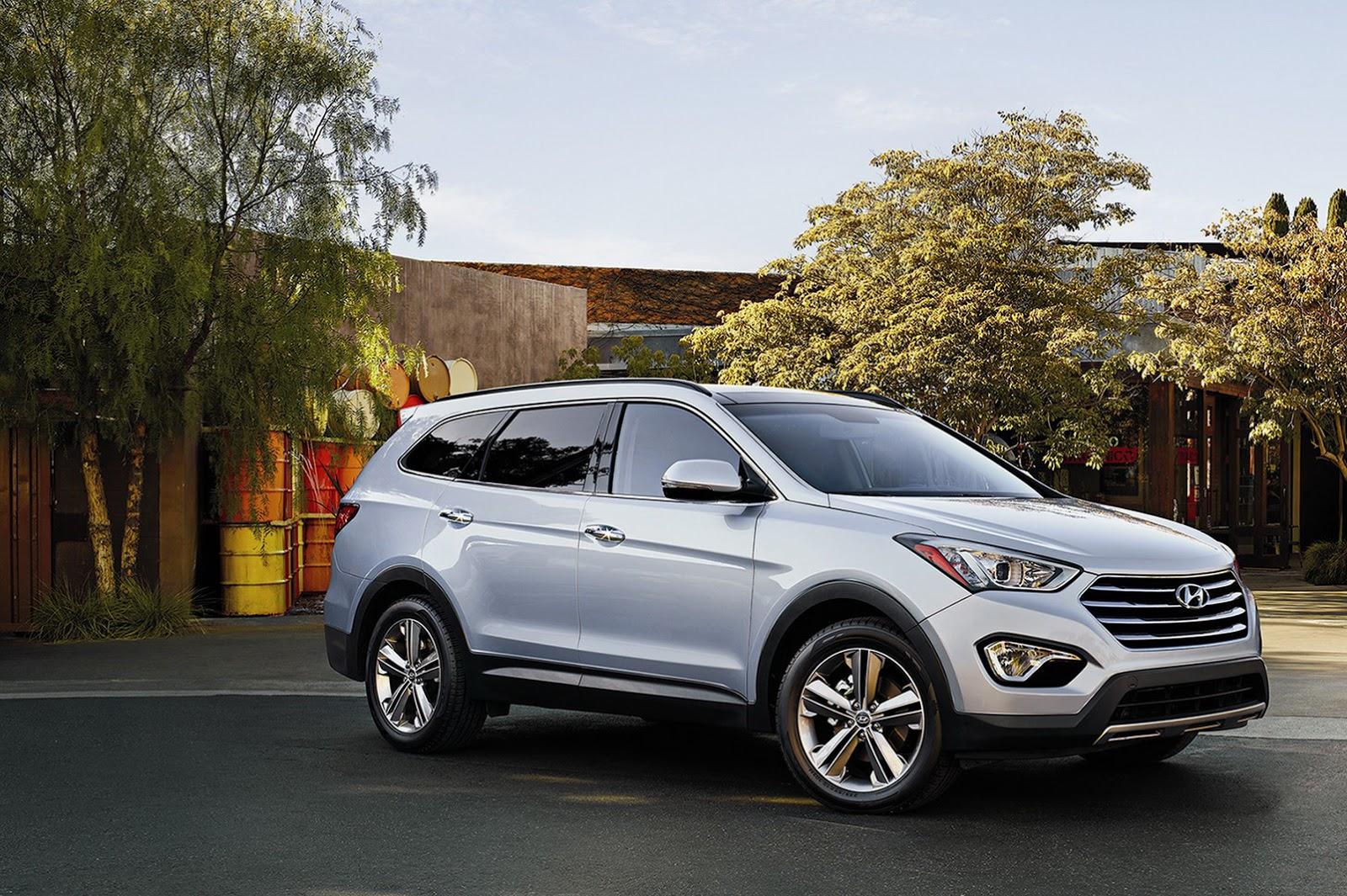 Photo of 2015 Hyundai Santa Fe