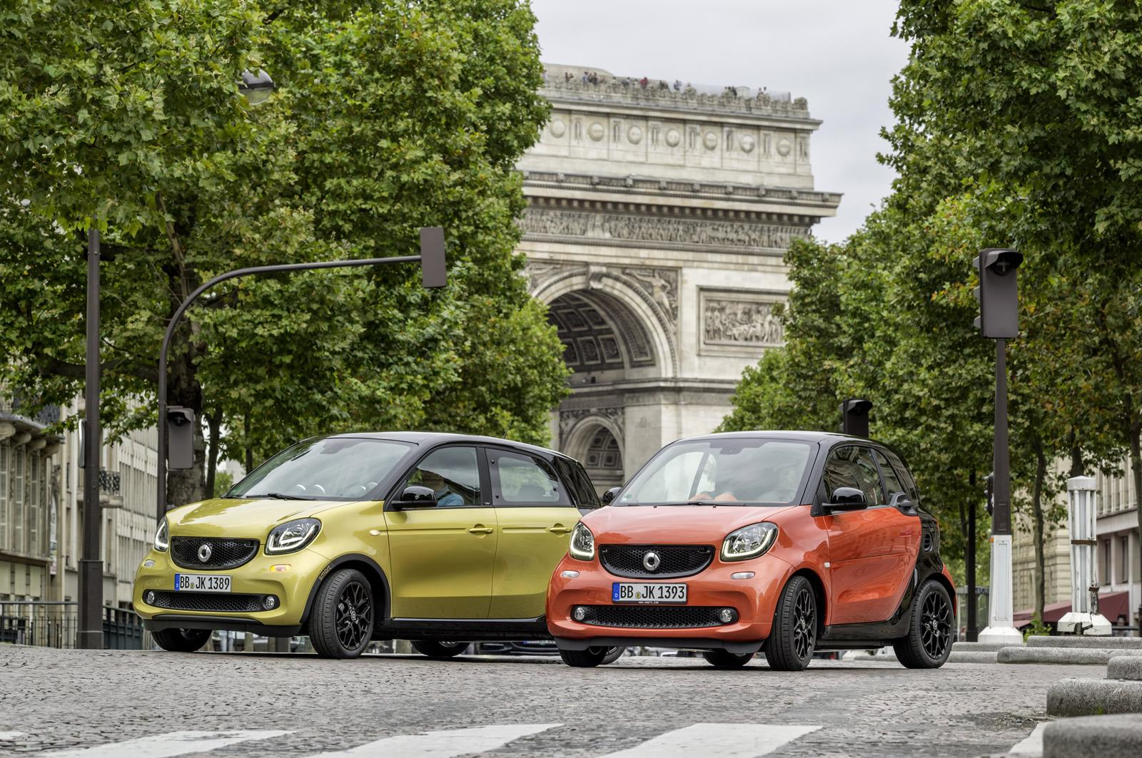 Photo of 2015 Smart ForTwo ve ForFour