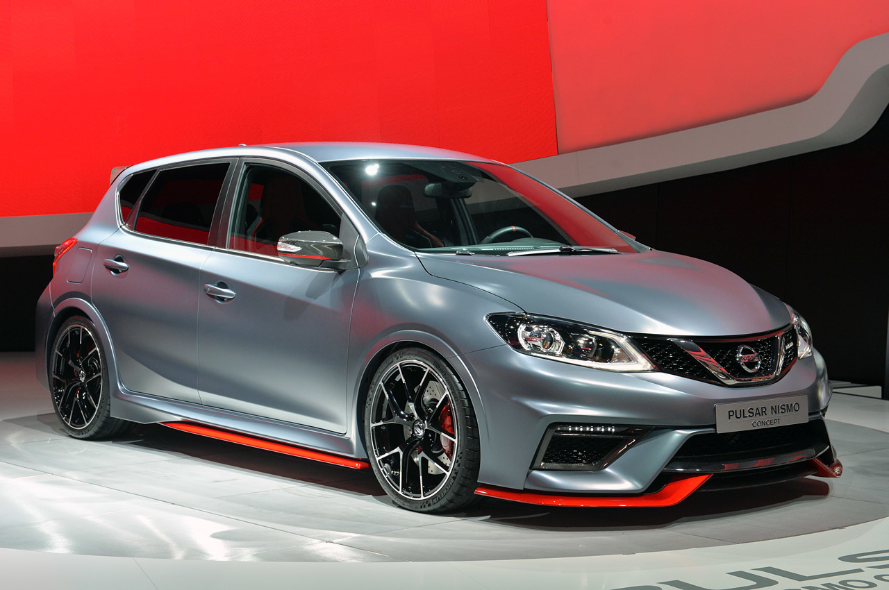 Photo of 2015 Nissan Pulsar ve Pulsar Nismo Concept
