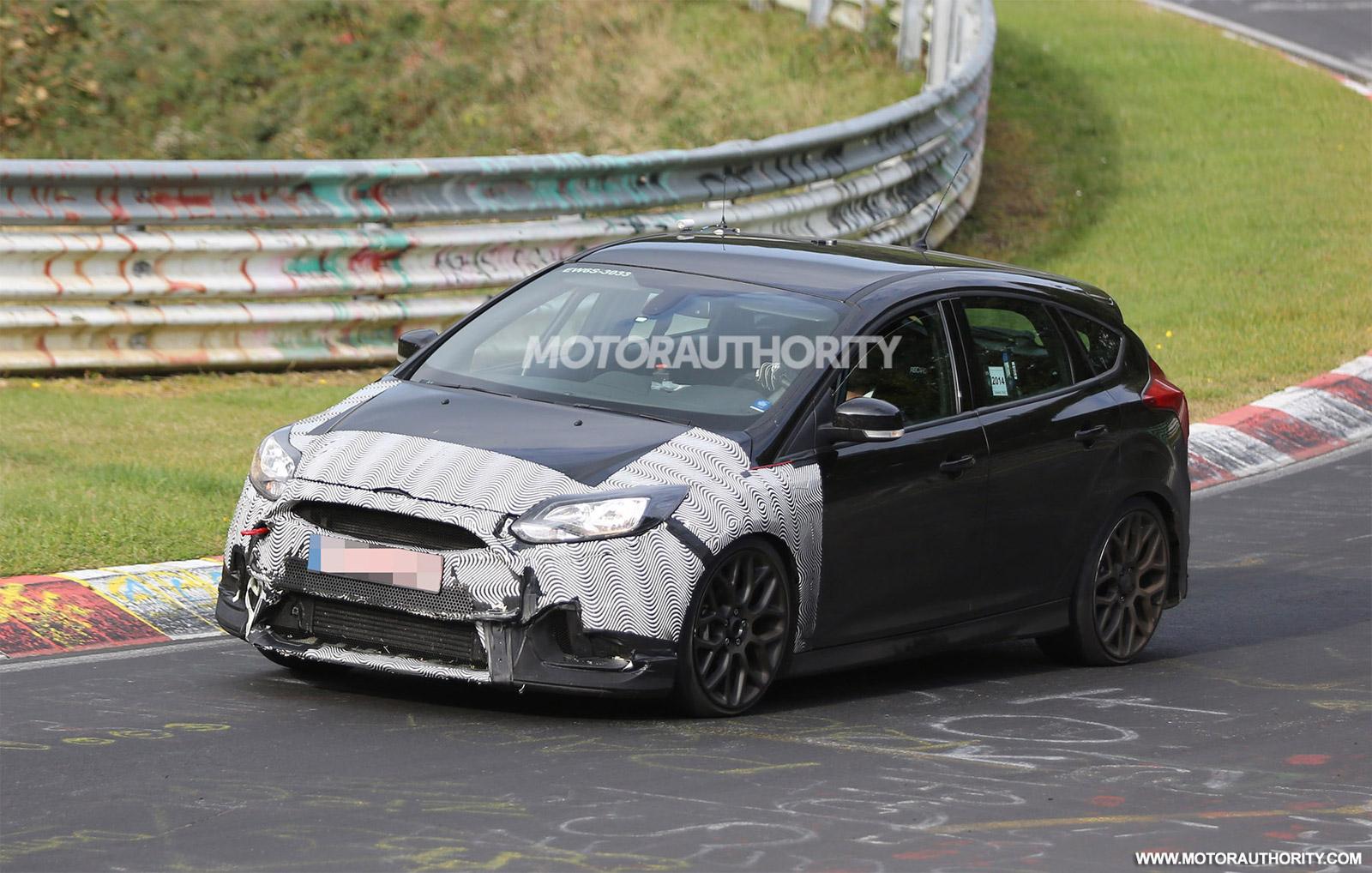 Photo of 2016 Focus RS fena yakalandı