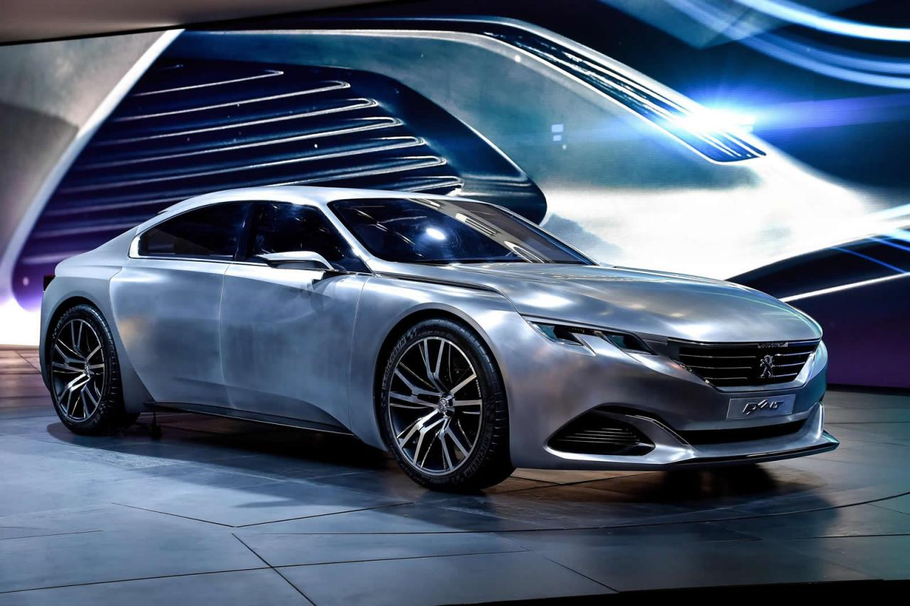 Photo of Peugeot, Exalt konseptini güncelledi