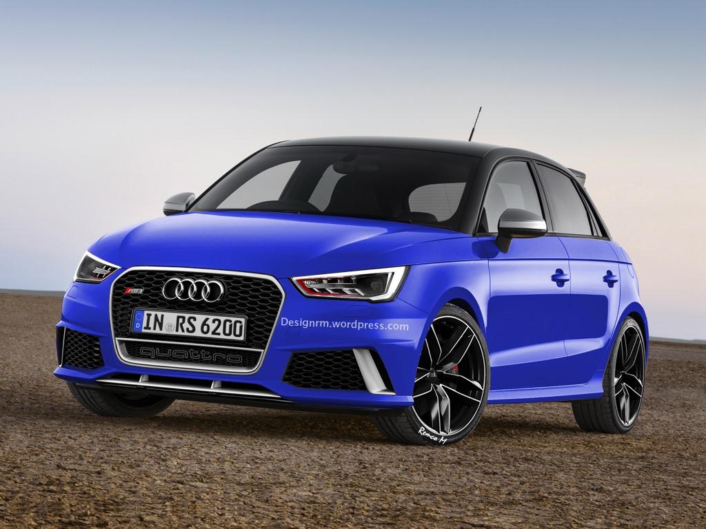 Photo of Audi RS1 hayallerde kaldı