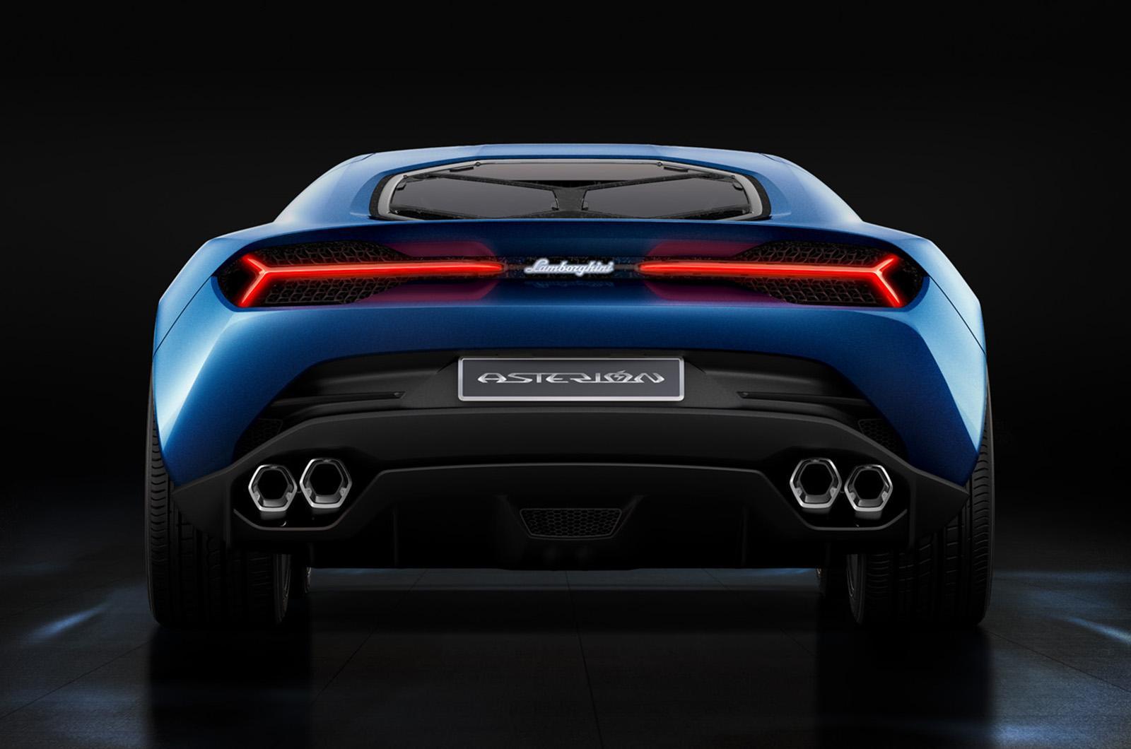 Photo of Lamborghini, Asterion'un hibrit sistemini açıkladı