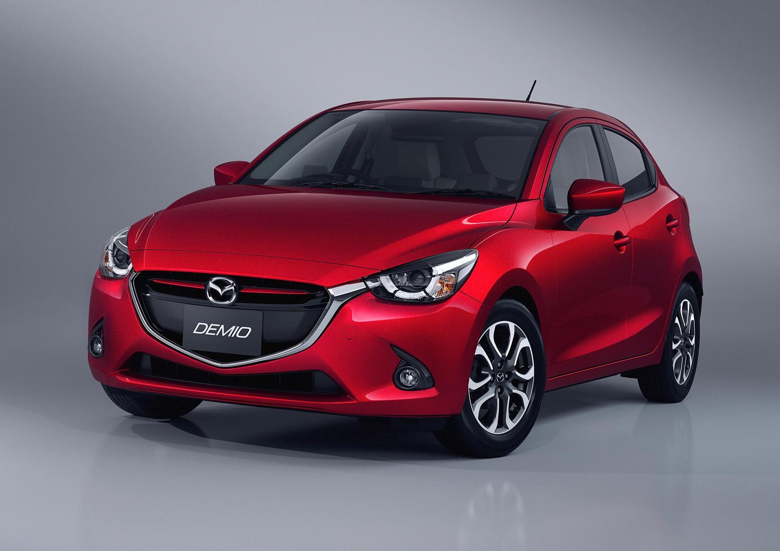 Photo of 2015 Mazda2 için teknik veriler duyuruldu