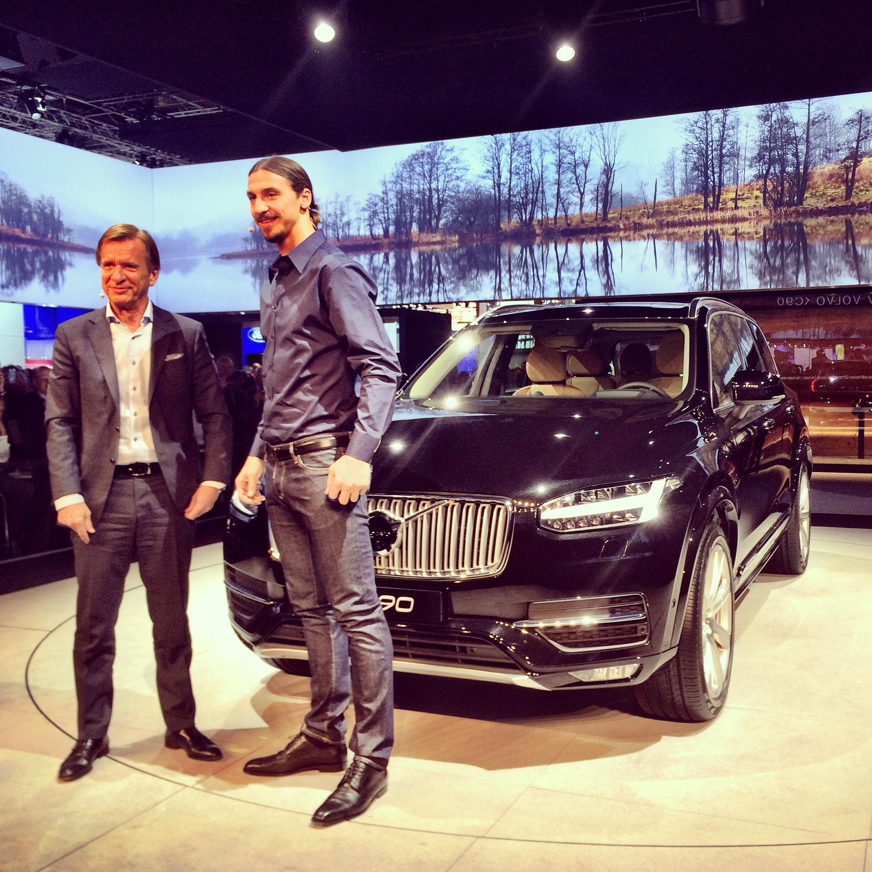 Photo of İsveçli oyuncu İsveçli otomobili tercih etti
