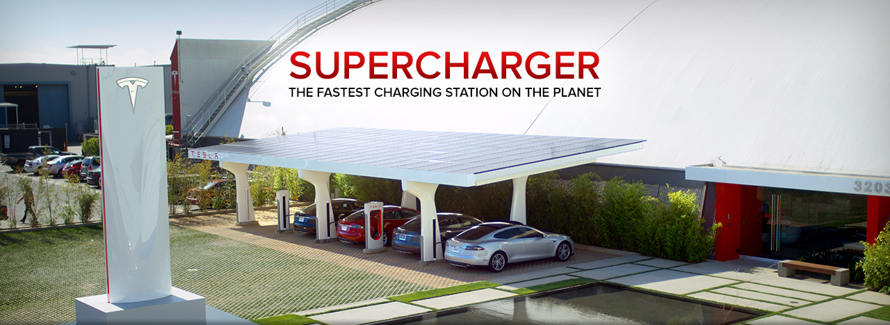 Photo of Tesla Supercharger, 2015'te İstanbul'da