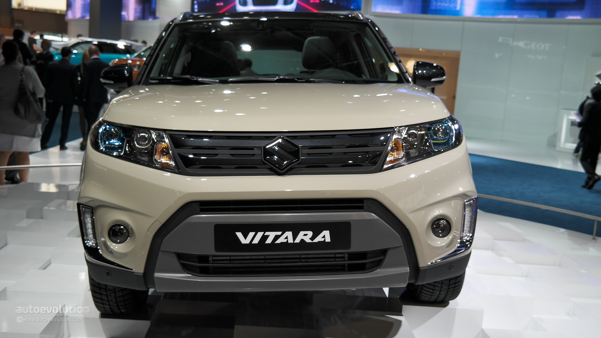 Photo of Yeni Suzuki Vitara