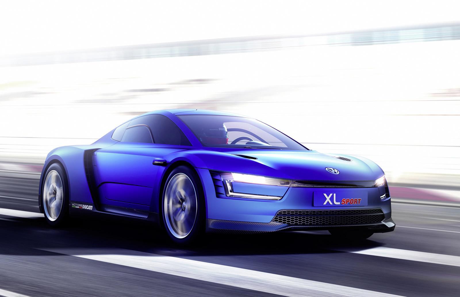Photo of Volkswagen XL3, 2018'de gelebilir