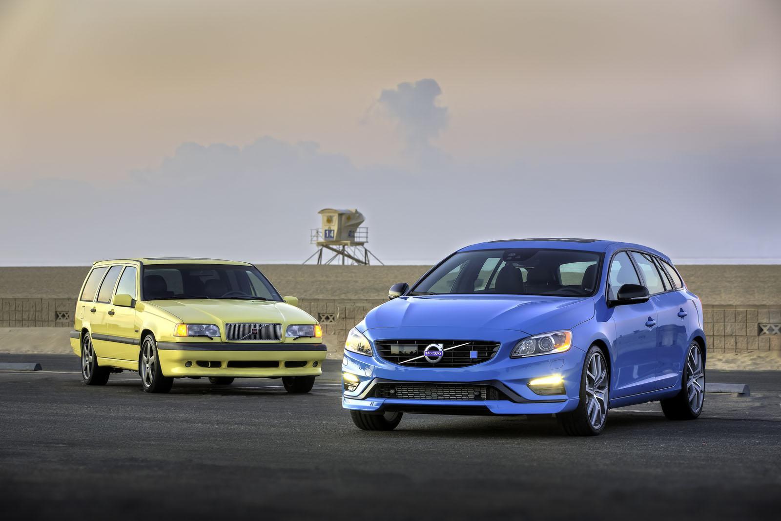 Photo of Volvo'nun hızlı vagonları