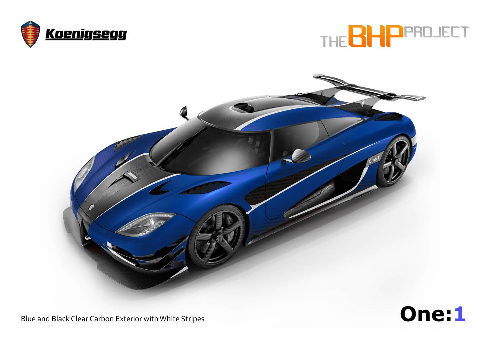 Photo of Koenigsegg One:1