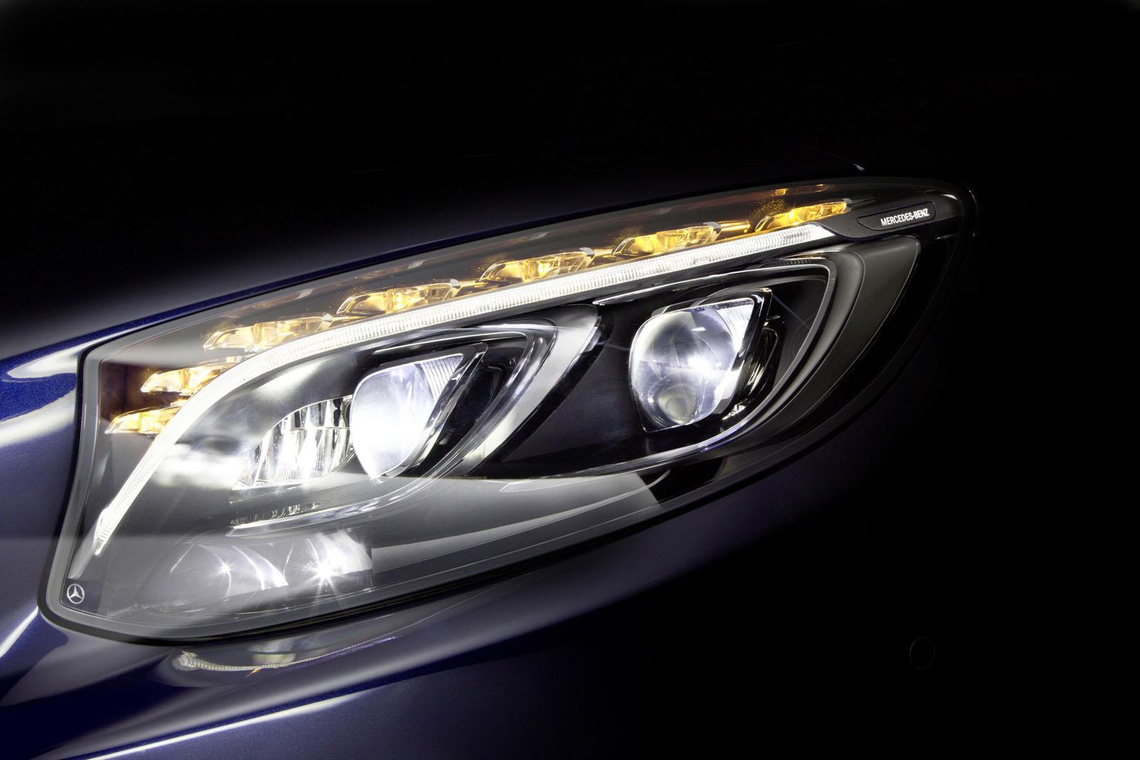 Photo of Mercedes'ten yeni jenerasyon LED teknolojisi