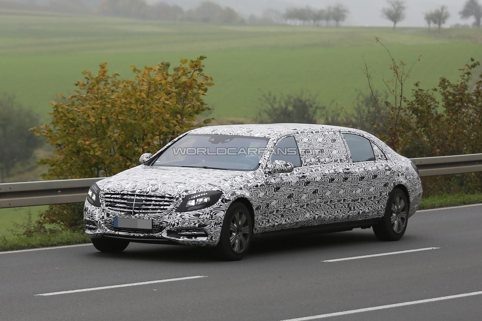 Photo of Mercedes-Maybach S-Class Pullman