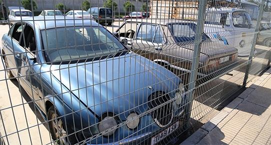 Photo of Çalıntı araçların son durağı Cilvegözü