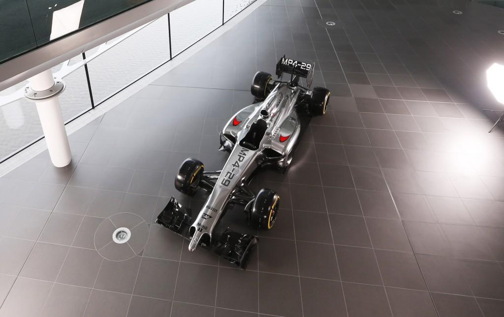 Photo of McLaren hazırlıklara başladı