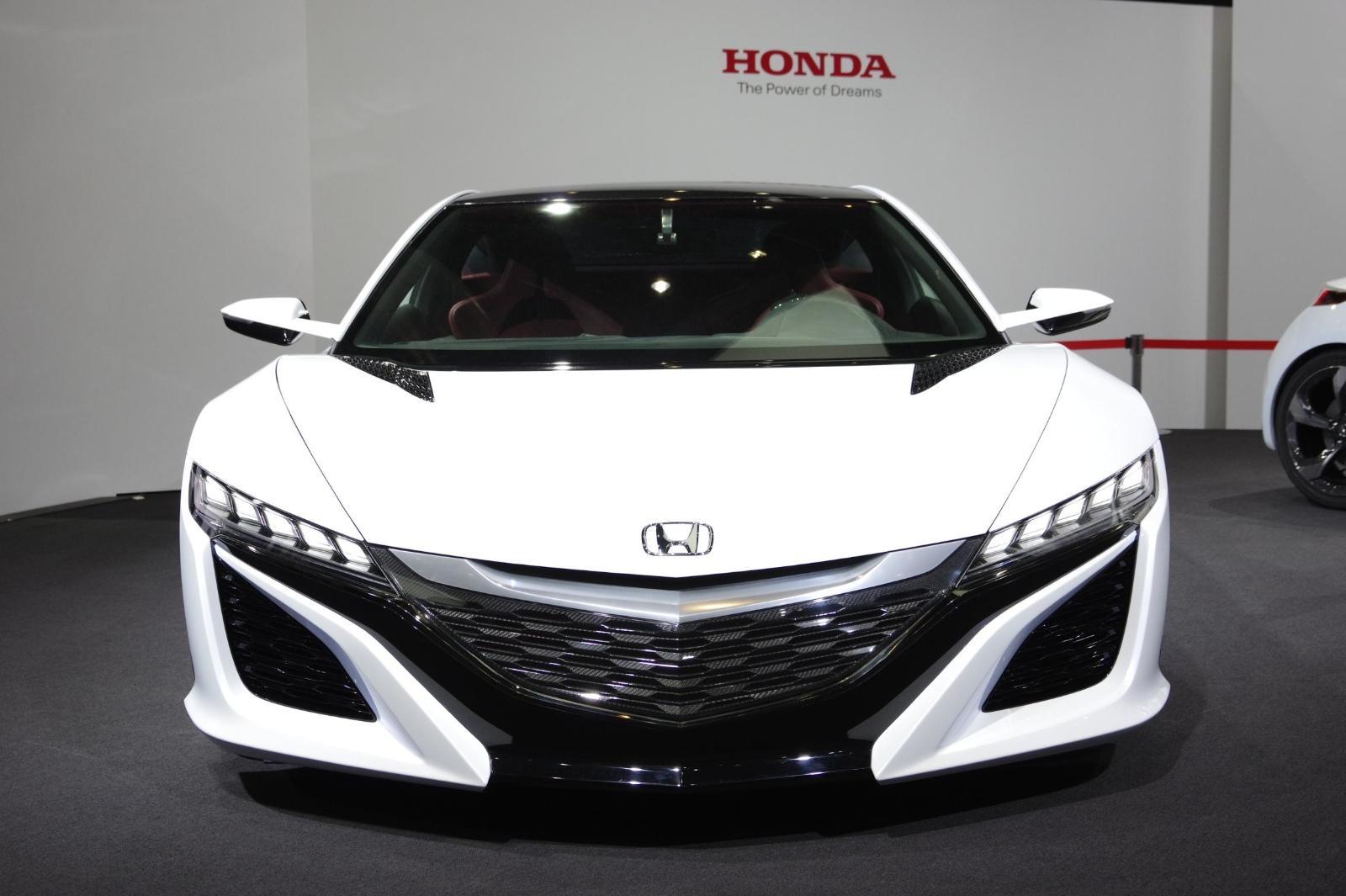 Photo of 2015 Honda NSX'e yoğun talep