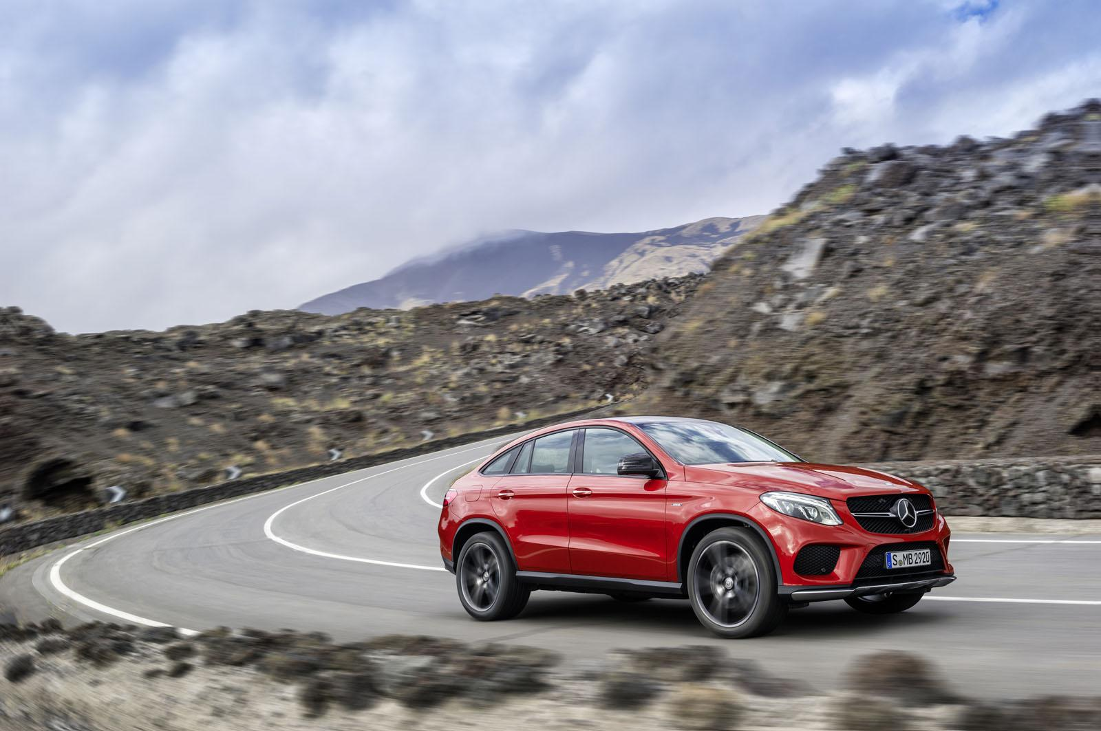 Photo of Mercedes GLE Coupe