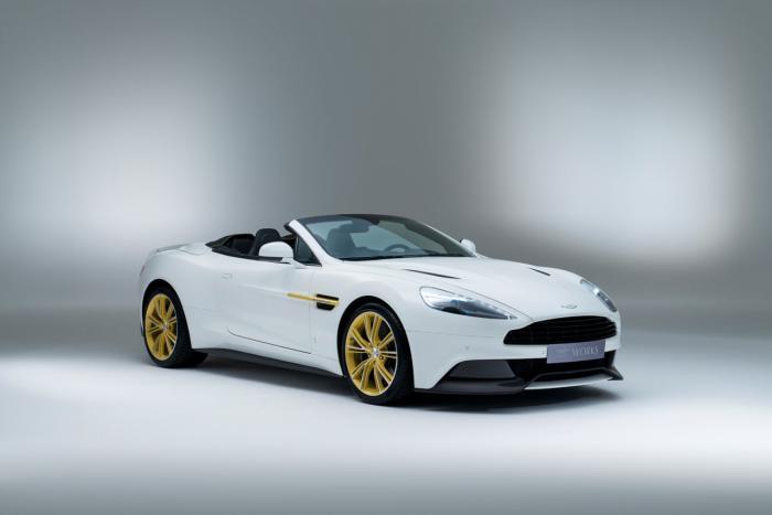 Photo of Aston Martin'den 60. Yılına Özel Vanquish