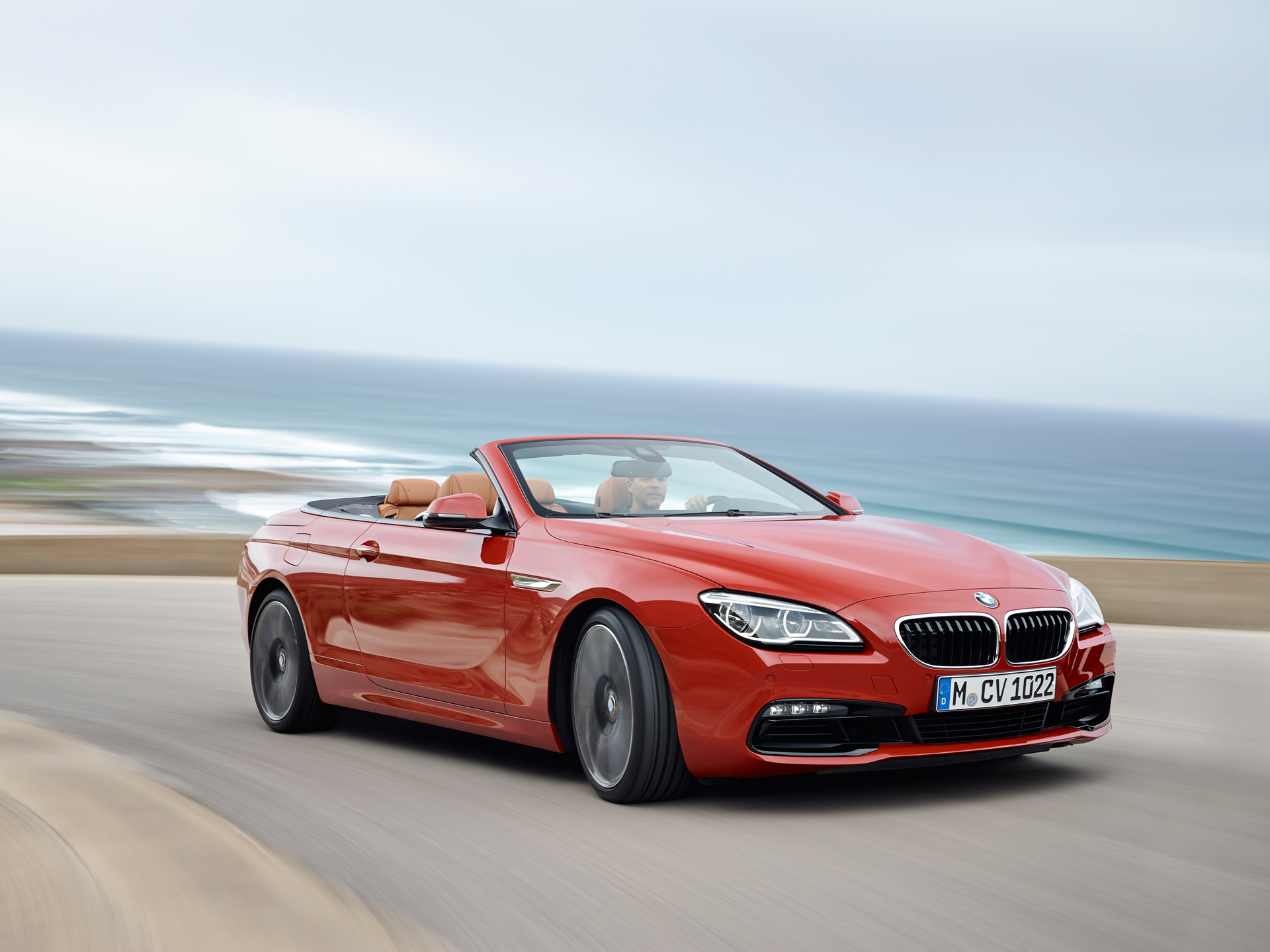 Photo of BMW 6 serisine makyaj