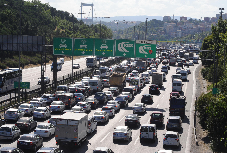 Photo of Trafik sıkışıklığının maliyeti 6.5 milyar lira