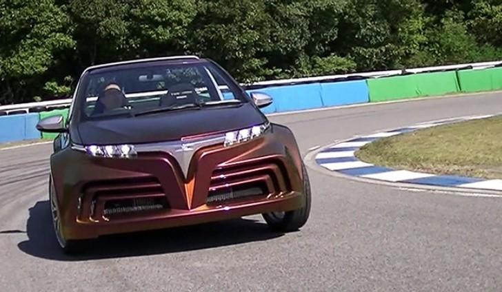 Photo of Toyota mühendislerinden tuhaf SUV