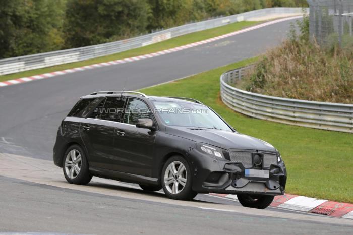 Photo of Mercedes-Benz GLE ve GLS bu yıl tanıtılacak