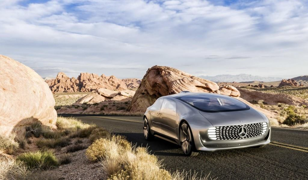 Photo of Mercedes, F 015 Luxury in Motion'ı Los Angeles CES'de tanıttı
